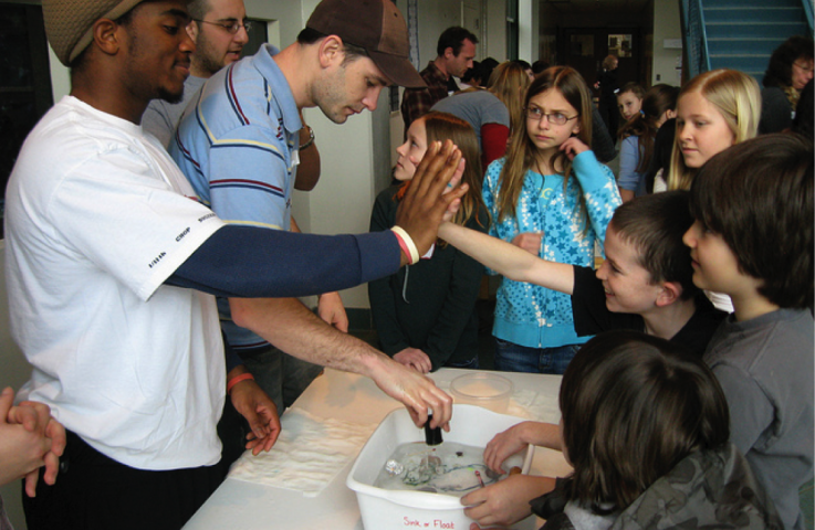 What is quality STEM learning? … more than just fun activities.