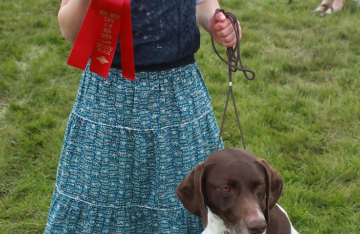 The State 4-H Dog Show at Rutgers Day – April 28