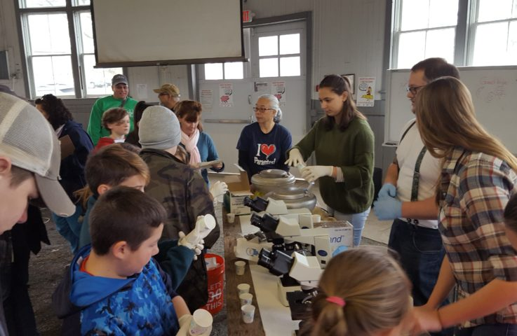 4-Hers to Learn from Rutgers Professors at Cook Campus Farm Event, March 30